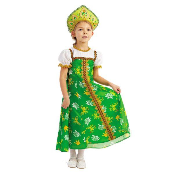 Костюма Царевна-Лягушка
