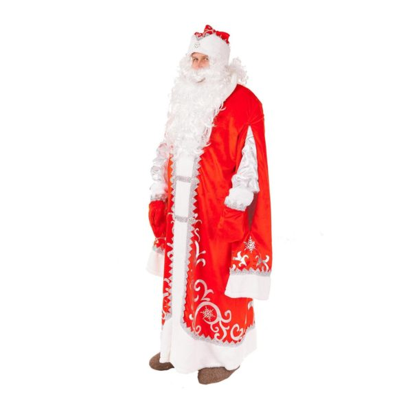 Костюм Дед Мороз Премиум
