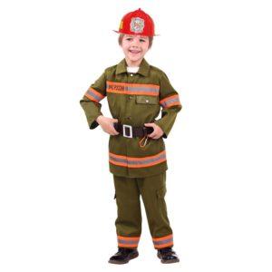 Костюм Пожарника