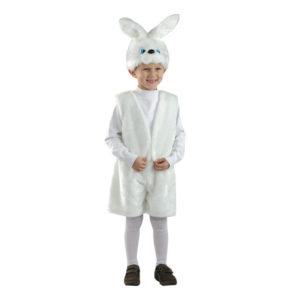 Костюм заяц белый