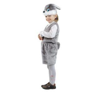 Костюм заяц серый