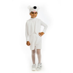 Костюм Медведь белый