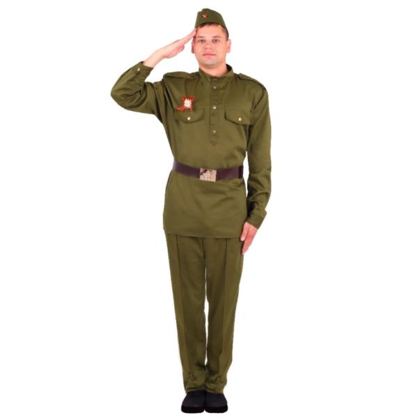 Солдат для взрослого мужчины